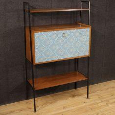 Mobile in legno moderno vintage etagere