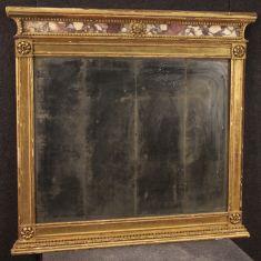 Specchio mobile in legno epoca 800