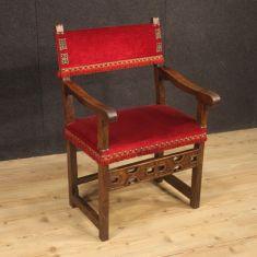 Sedia seduta mobile stile antico 800