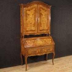 Mobile credenza in legno stile antico 900