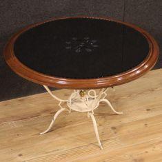 Tavolo basso mobile moderno vintage 900